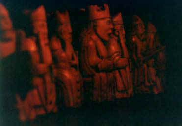 The Isle of Lewis Chessmen