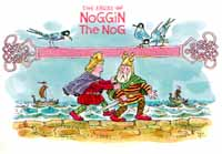 Noggin and Thor Nogson