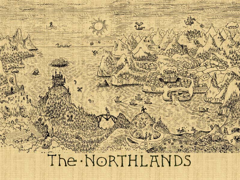 A Map of the Northlands